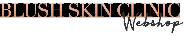 Logo Blush Skin Clinic Webshop